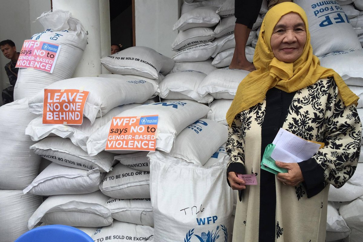Italian Government Offers Food Assistance Program to Marawi Farmers