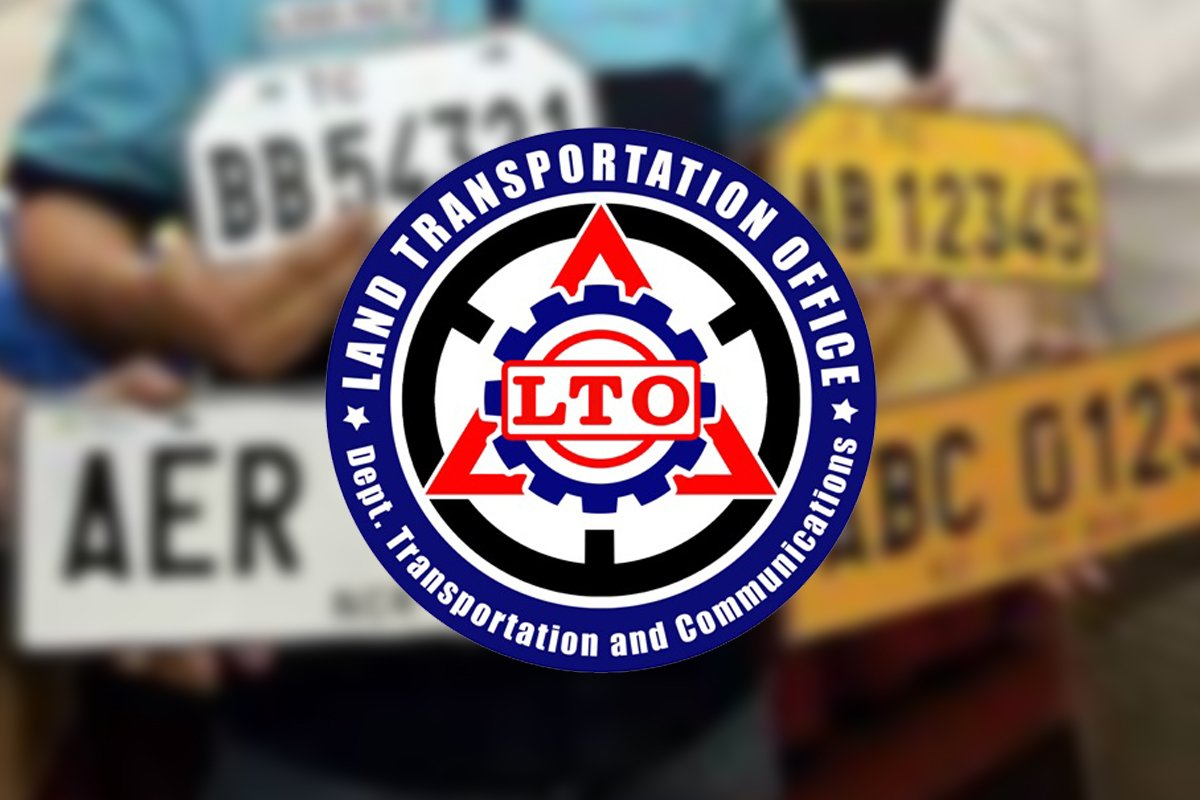 Photo of LTO to produce vehicle plates with newly acquired machines