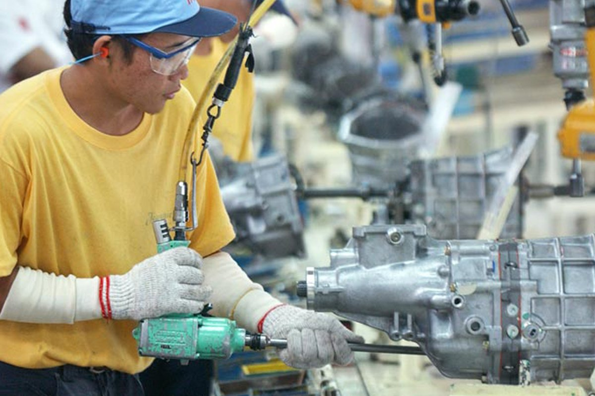 Photo of Factory growth in PH 2nd-best in ASEAN