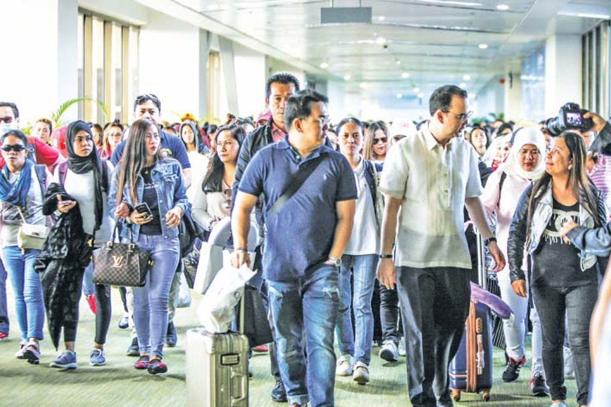 PHL, Kuwait Sign Agreement to Ensure Legal Protection of Filipino workers