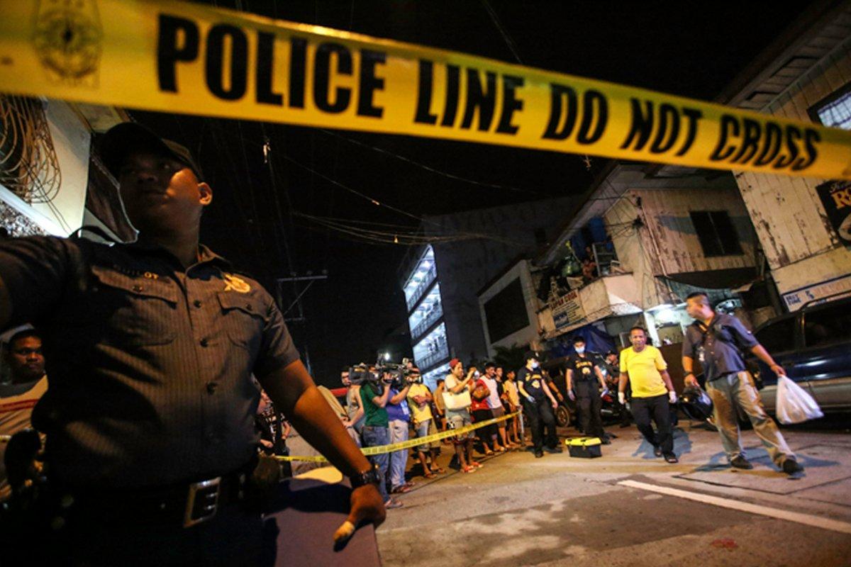 Central Luzon's Crime Rate Drops 25%