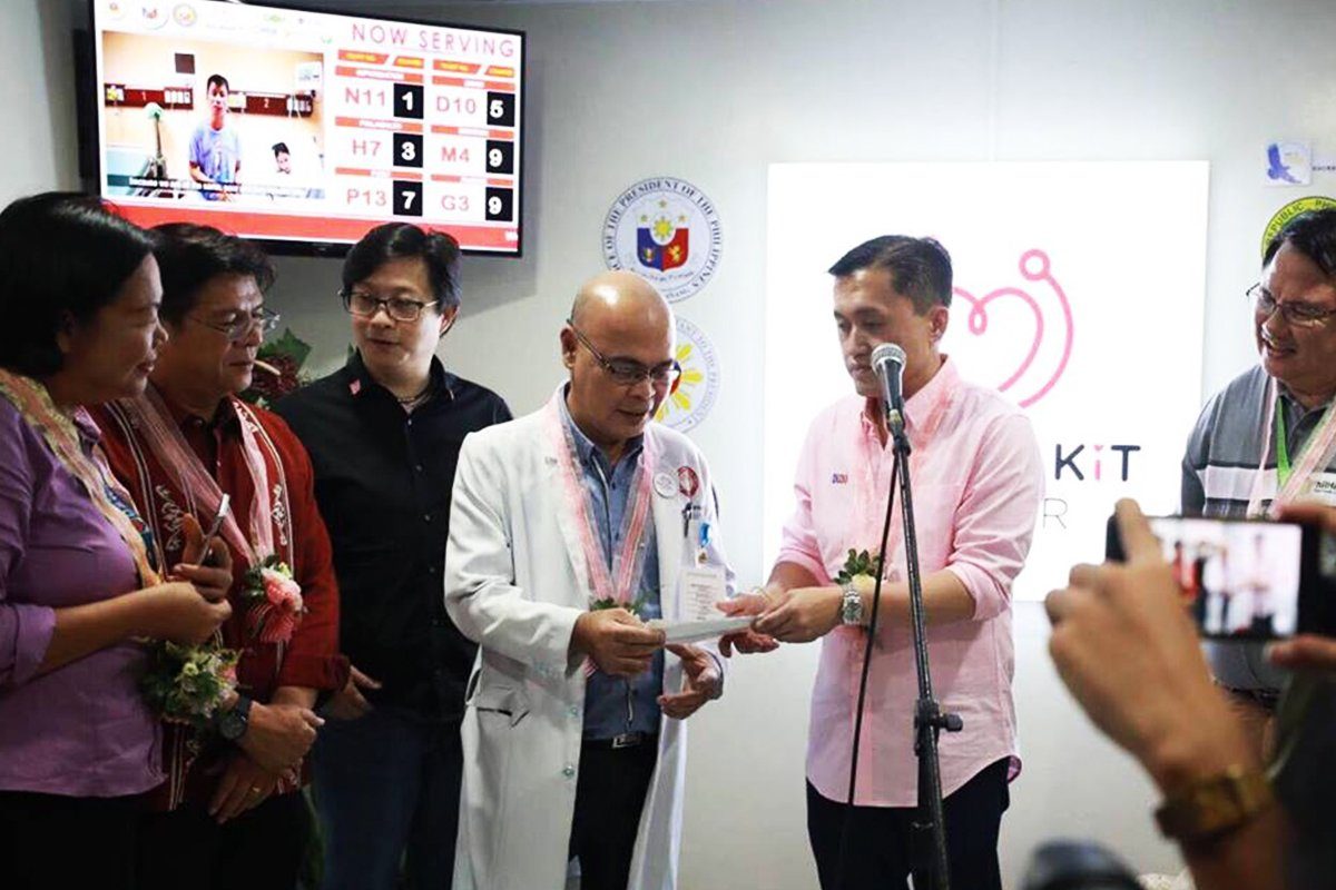 Photo of Second Malasakit Center Opens in Iloilo