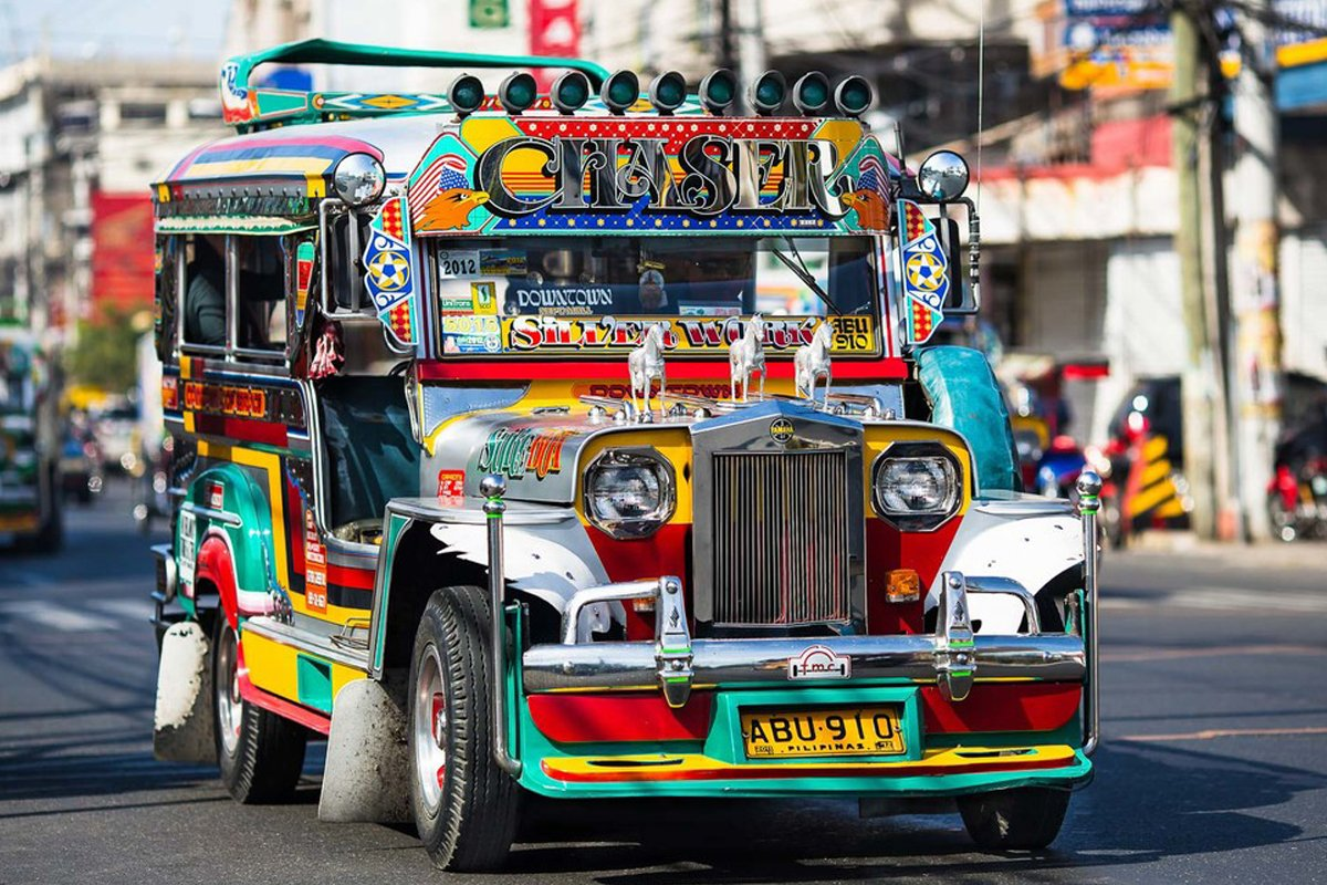 Dear Filipino Jeepney, Thank You and Goodbye