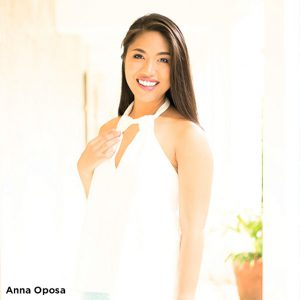 Women Inspiring Me Right Now: Anna Oposa