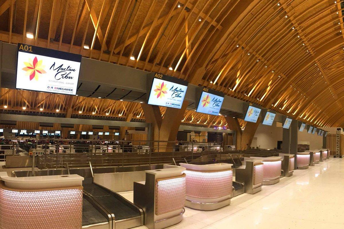 PH Airport Standards Elevated by New Mactan-Cebu Terminal