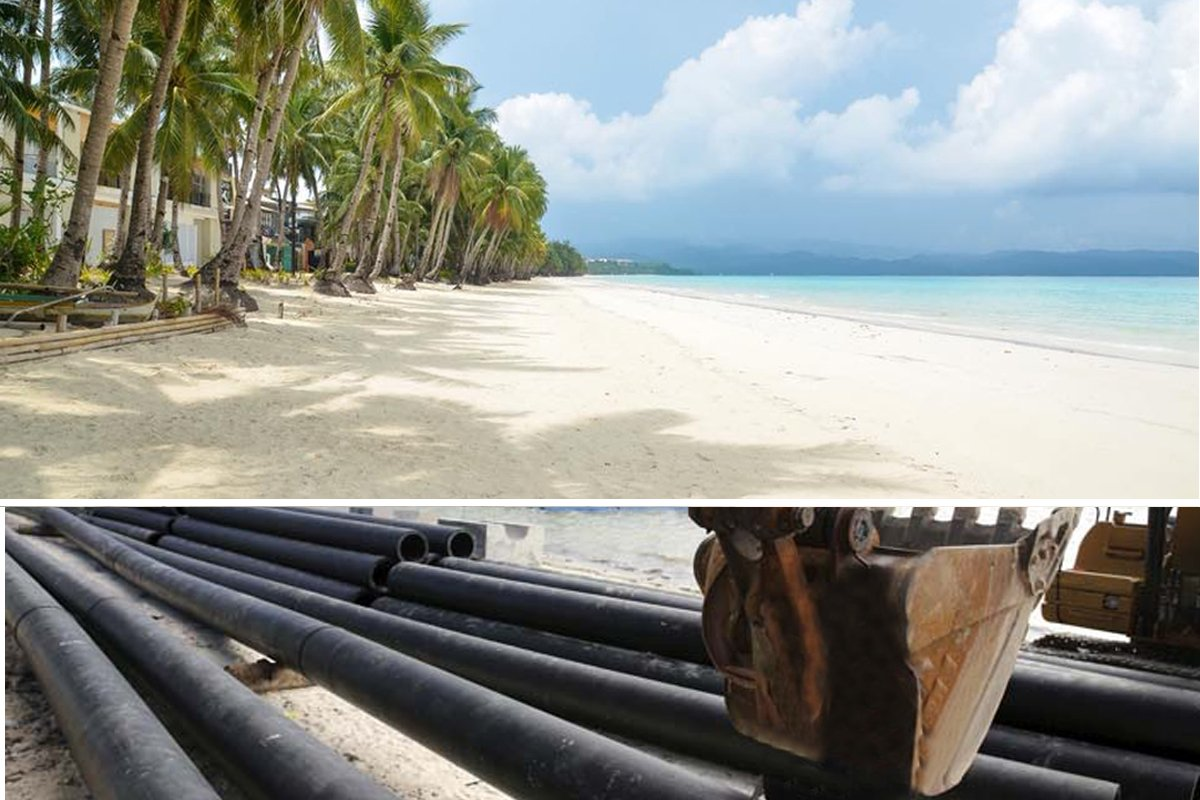 Photo of DPWH installs new Boracay drainage system with latest technology