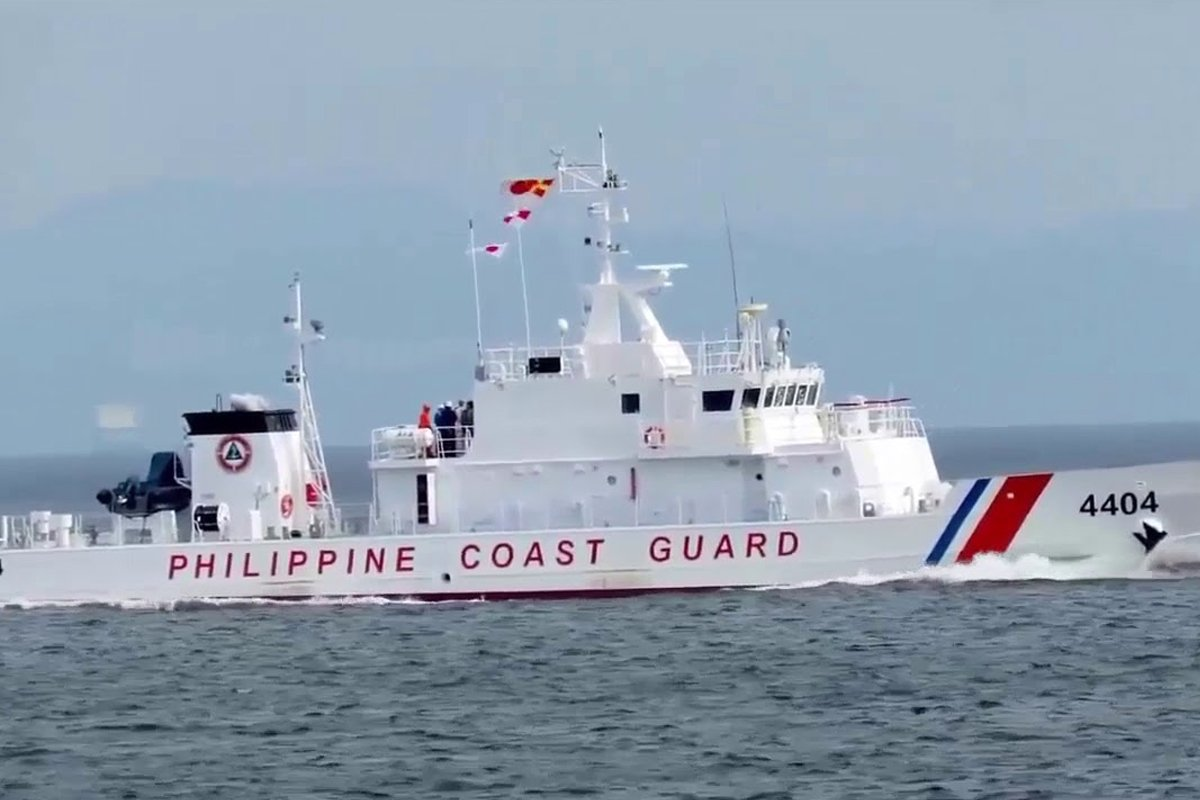 PH Commissions Two More Japan-Made Patrol Ships