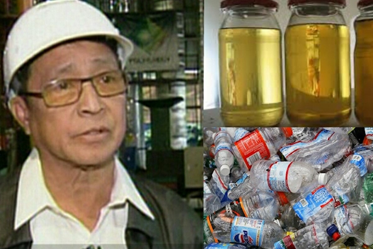 From Plastic to Fuel - a Filipino Inventor's unpublicized work
