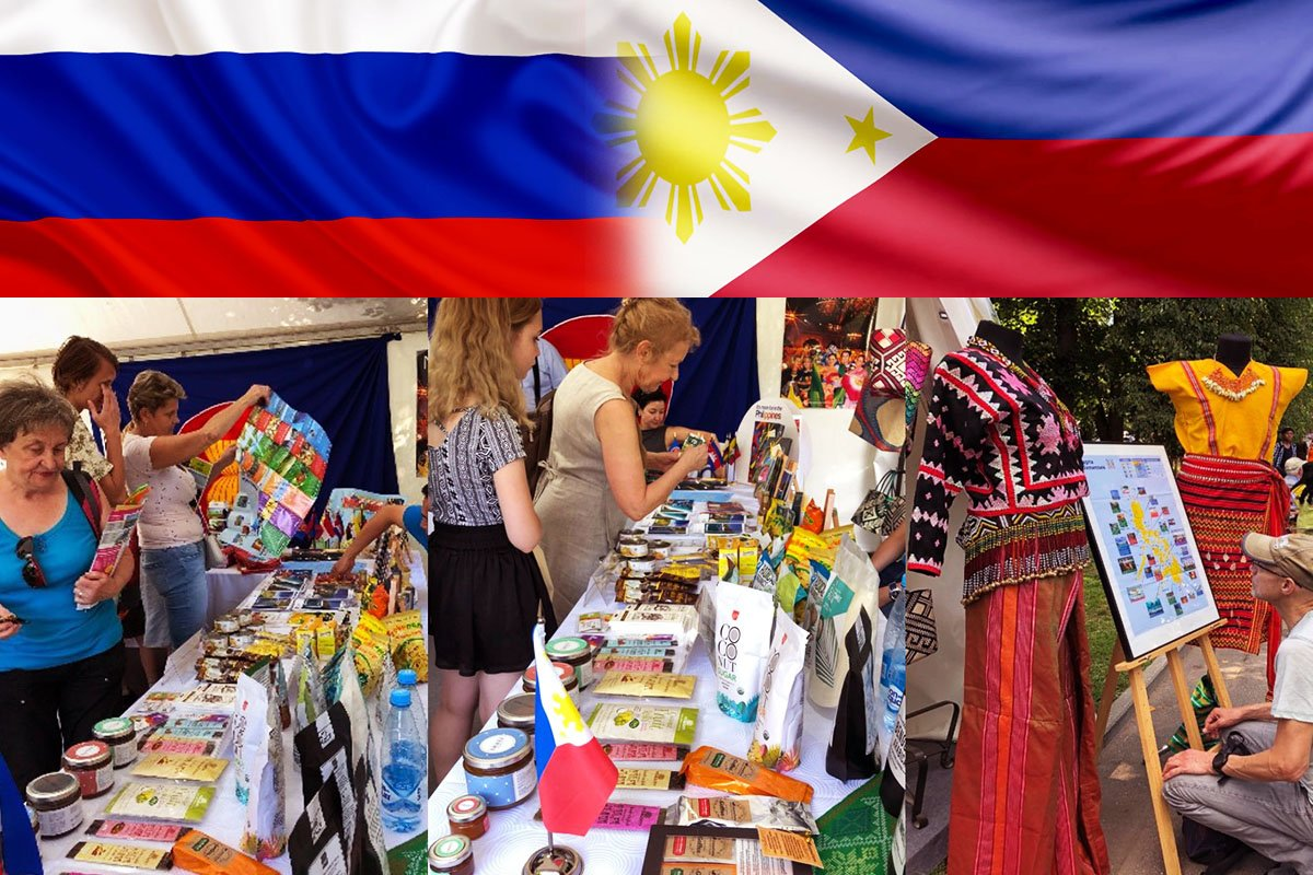 Photo of Embassy in Moscow exhibits PH exports and tourism