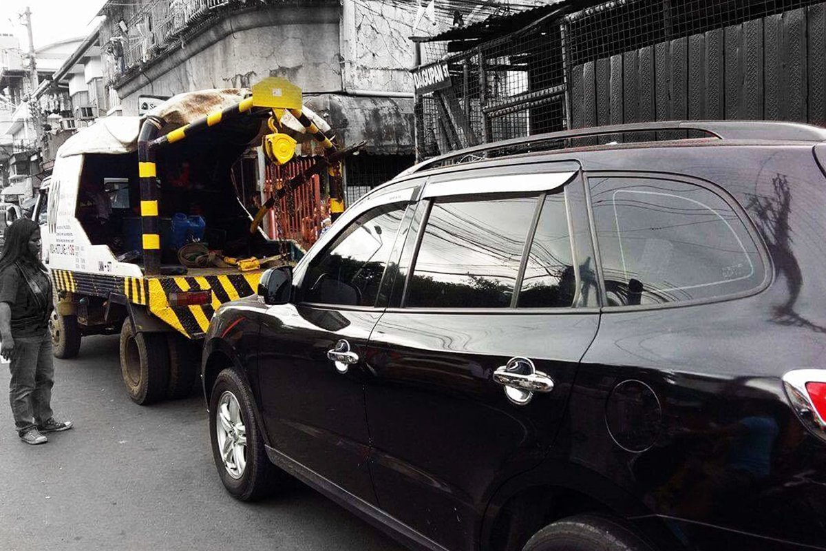 Photo of MMDA wants 400% increase for illegal parking penalty