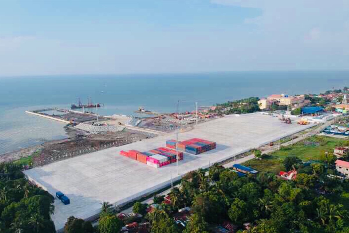 Photo of First Barge Terminal in Philippines Set to Open Next Month