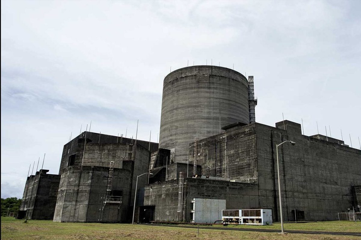 Photo of DOF and DOE Looking at Bataan Nuclear Power Plant's Revival