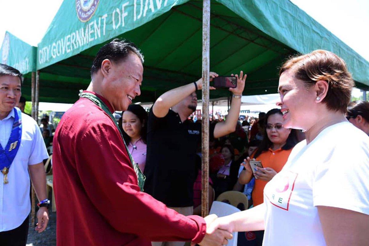 Photo of China donates ₱150 million to build schools in Davao City