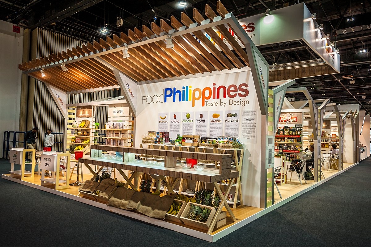 Food exporters from the PH in SIAL Paris 2018