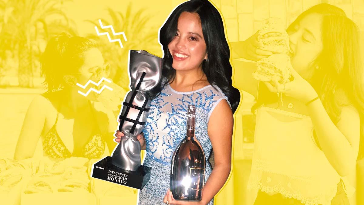 22-Year-Old Filipina Wins Int'l Food Influencer Award
