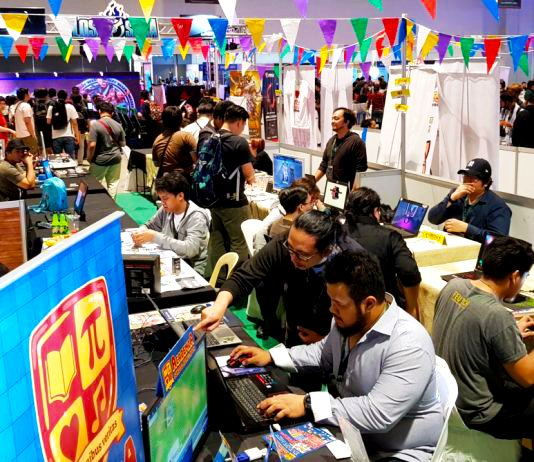 Pinoy-made Indie Games Showcased in Electronic Sports and Gaming Summit 2018