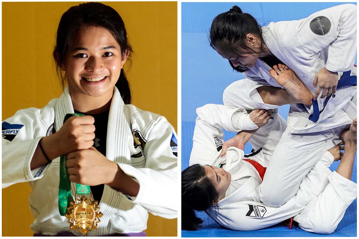 Photo of Filipina makes history in international jiu-jitsu circuit