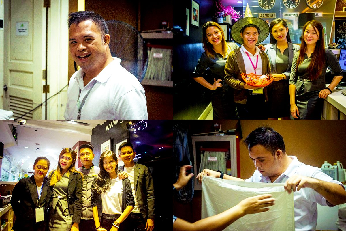 Photo of Davao Hotel Lauded for Offering OJT Program for People with Special Needs