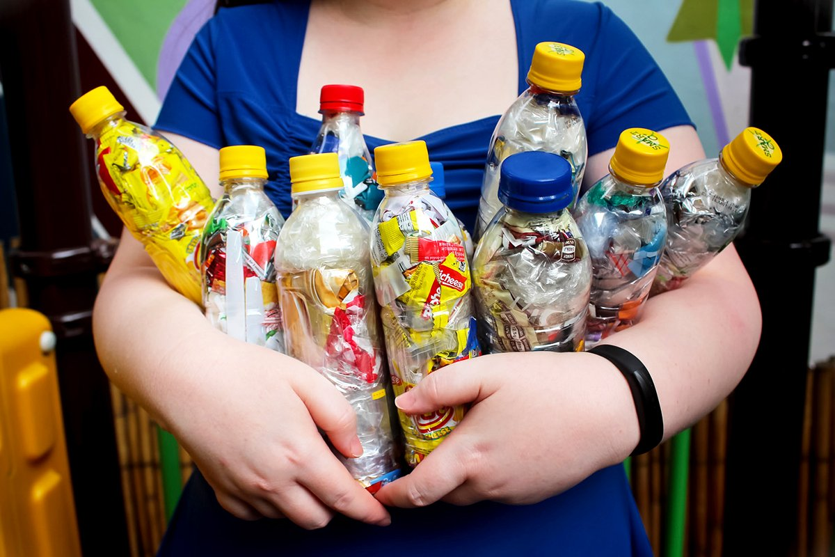 """Refill Revolution launched, waging a """"war on plastics"""""""