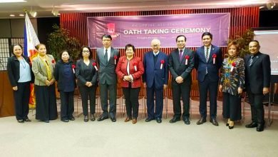 PHL envoy urges Pinoys in Japan to invest in PH