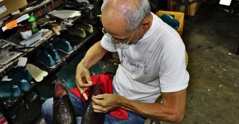 The Renaissance of Marikina Shoes