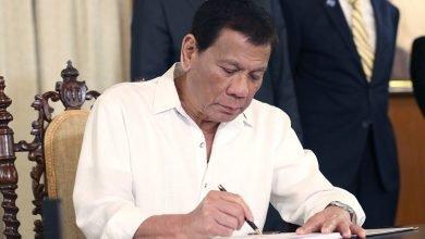 Photo of Landmark Philippine Universal Healthcare Law Signed