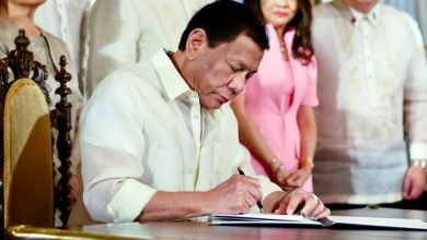 Photo of Duterte Signs Law Simplifying Adoption Process in PH