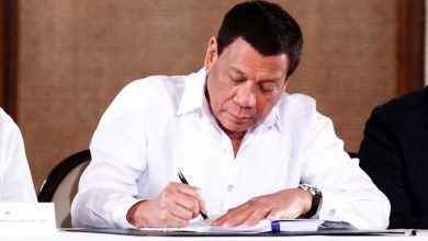 Photo of Duterte Signs Tulong Trabaho, Child Safety Act