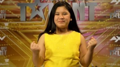 Photo of 10-Year-Old Pinay Gets Standing Ovation at 'Asia's Got Talent'