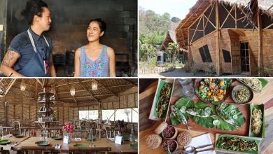 Photo of Kumain ng Lokal at Natural sa isang Bamboo Restaurant sa Antique
