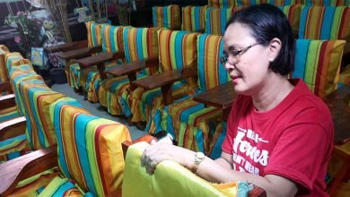 Photo of Tarlac Teacher Sews Comfort for Her Students