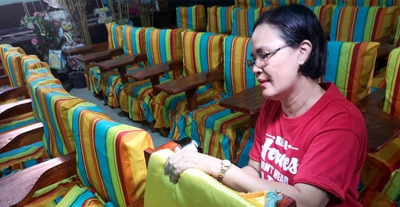 Tarlac Teacher Sews Comfort for Her Students