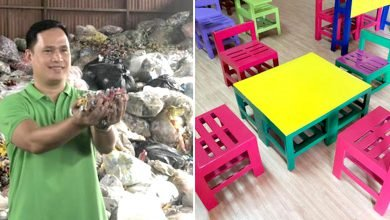 Photo of Davao Recycling Company Converts Plastic Waste into Building Materials
