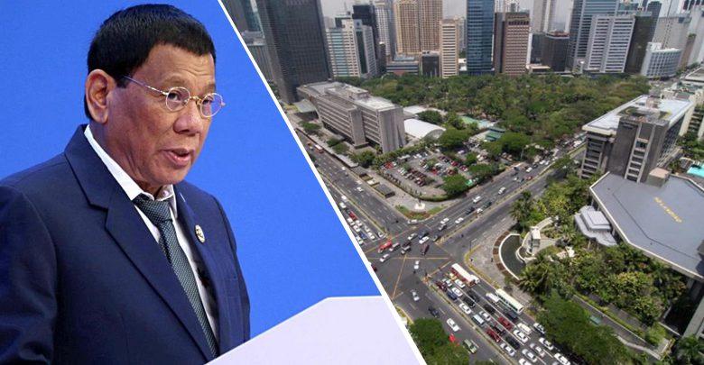 Build, Build, Build: Duterte's big plan is working