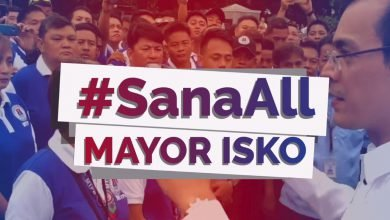 Photo of #SanaAll: Mayor Isko