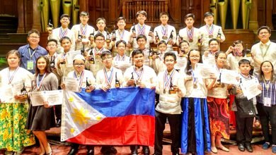 Photo of Pinoy students are winning awards overseas, we should support them