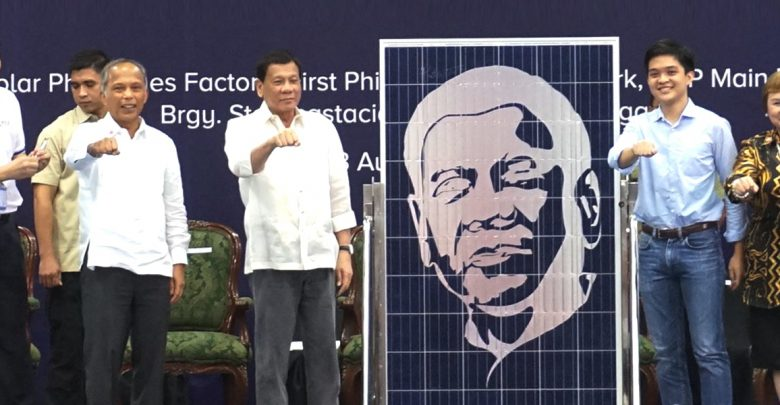 Man of Power: Duterte's Legacy Should Include 100% Electrification