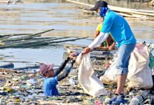 Photo of DENR Trades Legal Advice for Garbage Collected in Navotas Clean Up