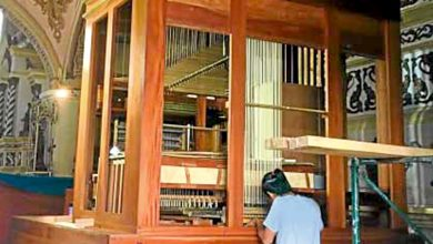 Photo of 2nd Bamboo Organ in PH will be open to public this December