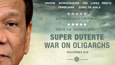 Photo of Super Duterte: War on Oligarchs