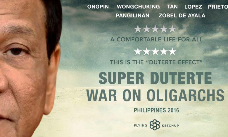 Super Duterte: War on Oligarchs