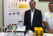 "Photo of Filipino Ventilator ""Ginhawa"" in development to fight COVID-19"
