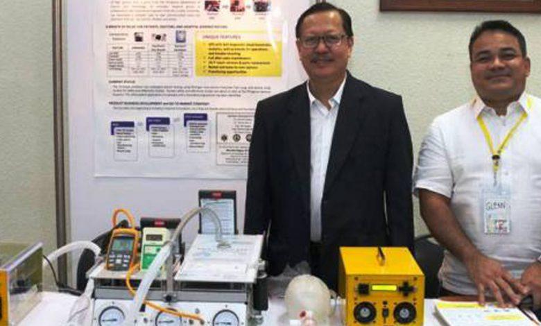 """Filipino Ventilator """"Ginhawa"""" in development to fight COVID-19"""