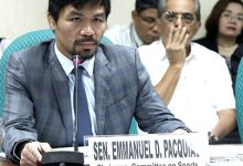 Photo of Manny Pacquiao COVID-19 Response: Heavy-hitter in our corner