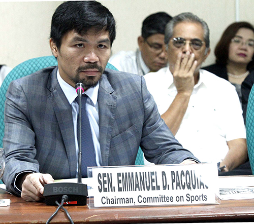 Manny Pacquiao COVID-19 Response: Heavy-hitter in our corner