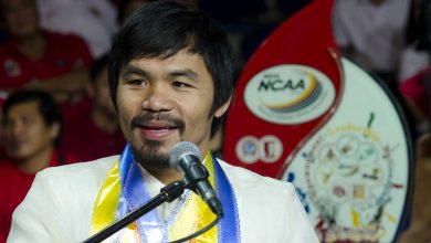 Photo of Manny Pacquiao for President 2028