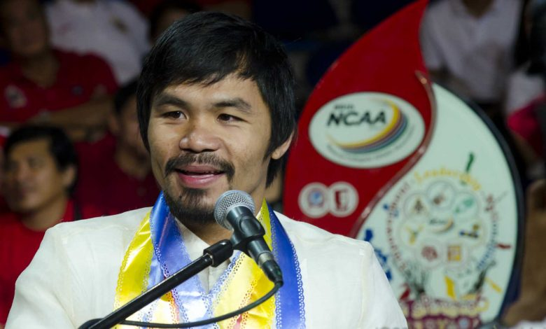 Manny Pacquiao for President 2028