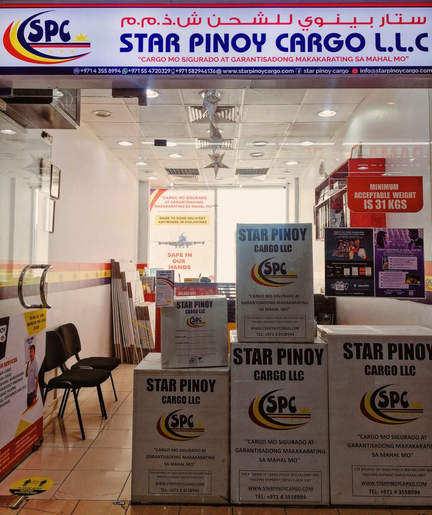 The Famous Pinoy Central in Dubai