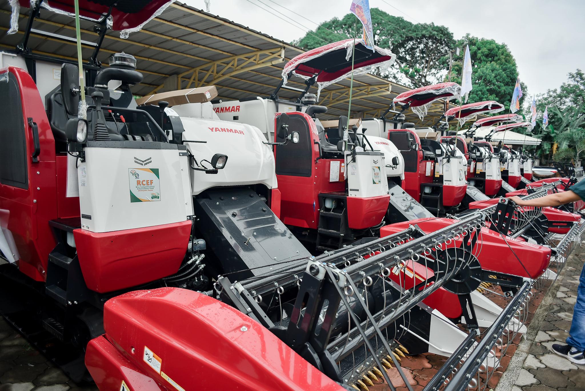 5 billion in farm equipment