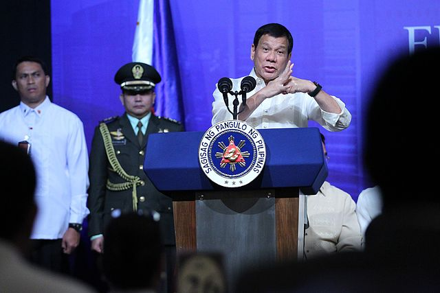 Na-Duterte: The Country's Pandemic Response and Recovery